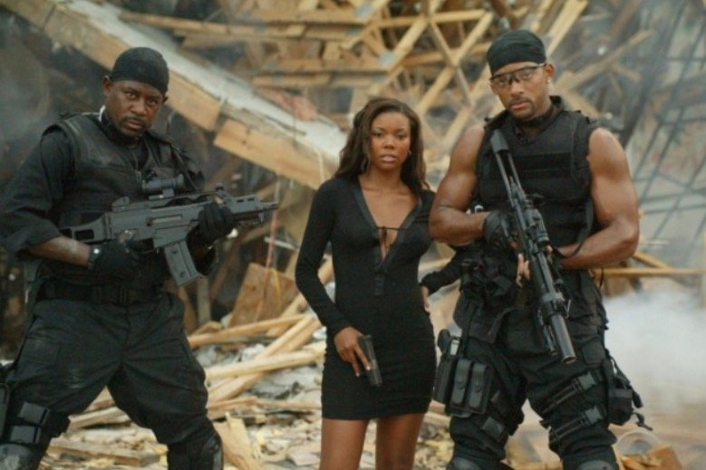 A Bad Boys spinoff TV series is in development with Gabrielle Union to star