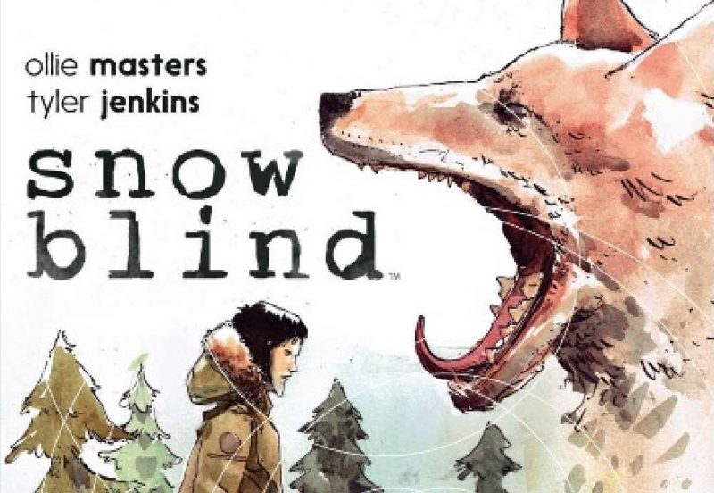 FOX has given a script commitment to Snow Blind, the graphic novel from Ollie Masters and Tyler Jenkins