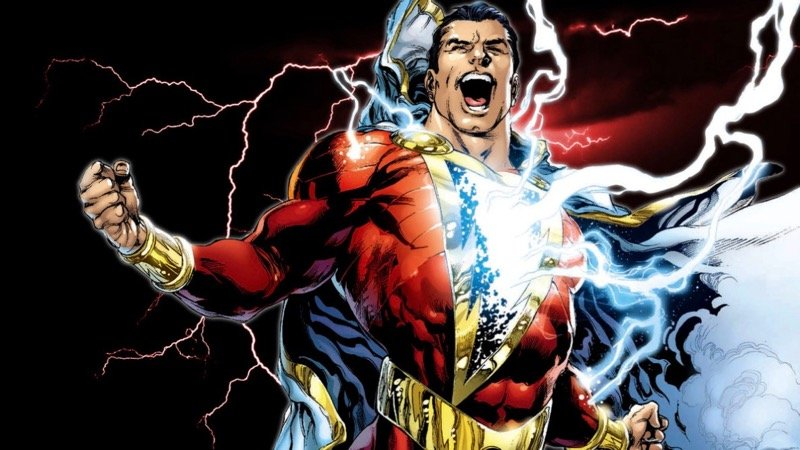 Shazam Movie Set for April 5, 2019 Release