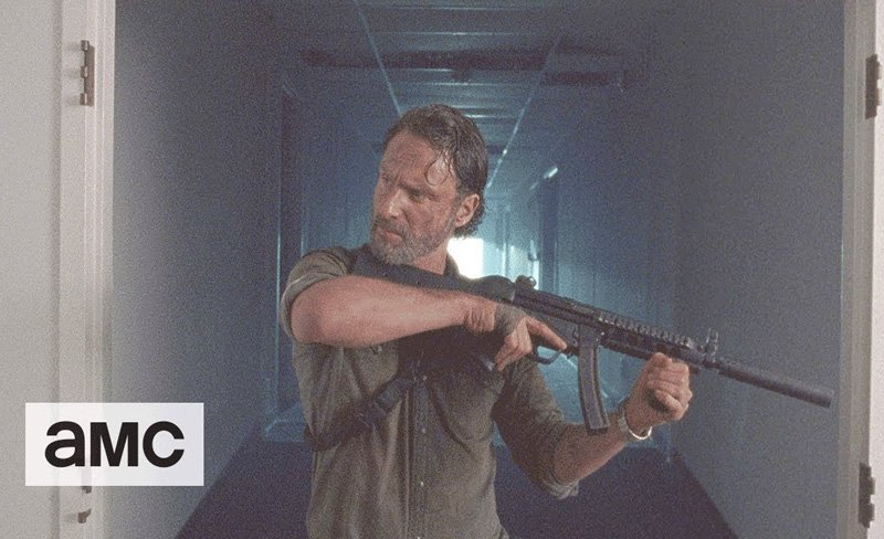It's All Out War in New Walking Dead Season 8 Promos