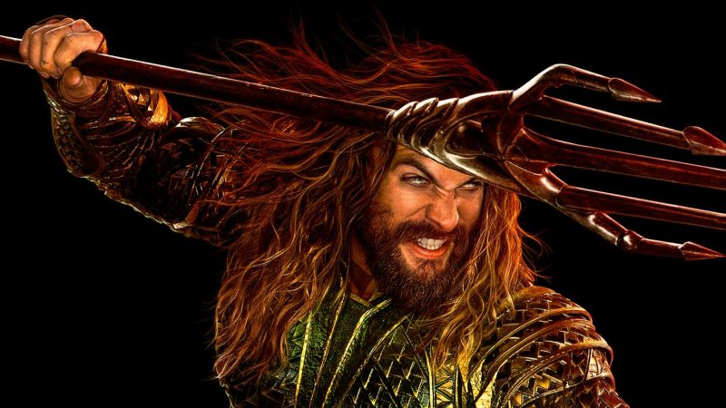 Aquaman and Mera Wash Up on Shore in New Set Photos and video