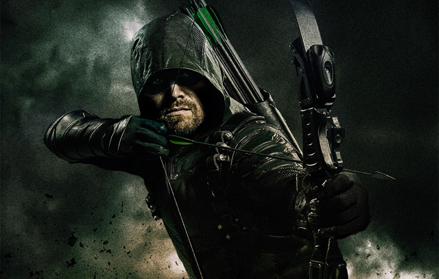 Arrow Lives to Fight Another Day in the Season 6 Poster