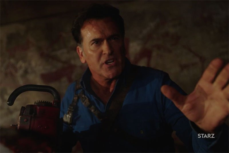 New Ash vs Evil Dead Season 3 Teaser Trailer