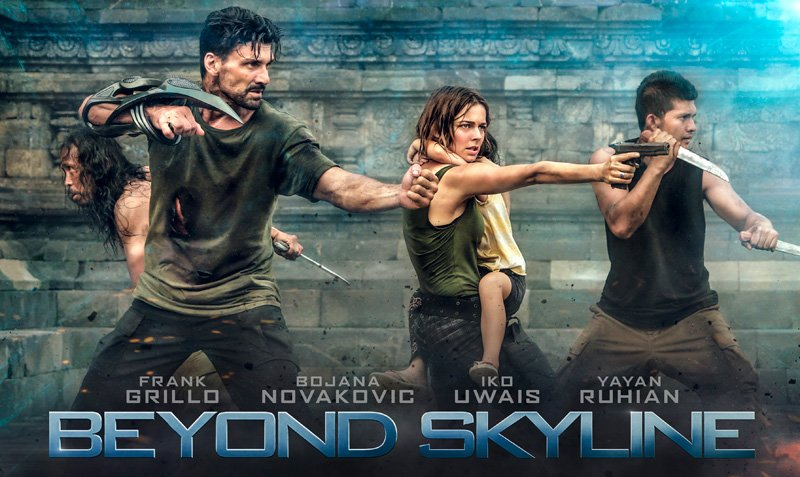 New Trailer for Sci-Fi Thriller Beyond Skyline, Coming December 15