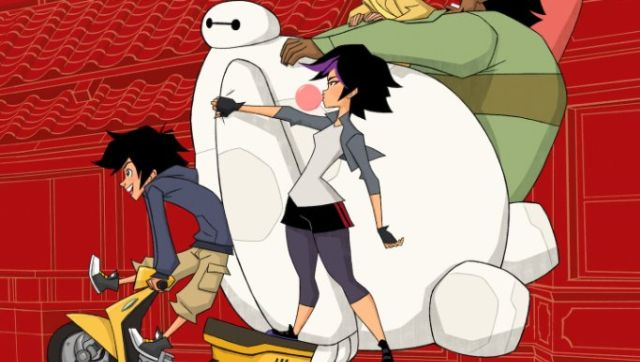 Big Hero 6: The Series to Launch with TV Movie November 20