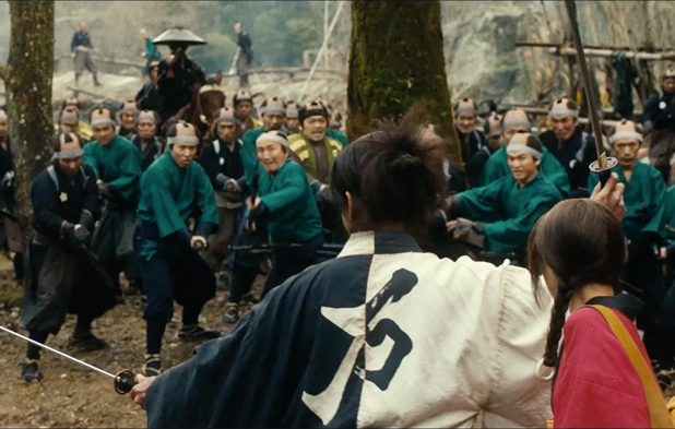 Blade of the Immortal' is Coming to American Theaters