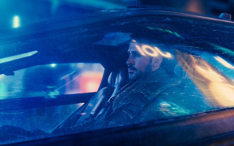 Blade Runner 2049 Opens in First Place with $31.5 Million