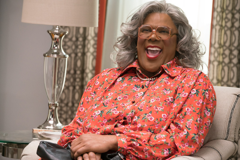 Boo 2! A Madea Halloween Scares Up Box Office Win