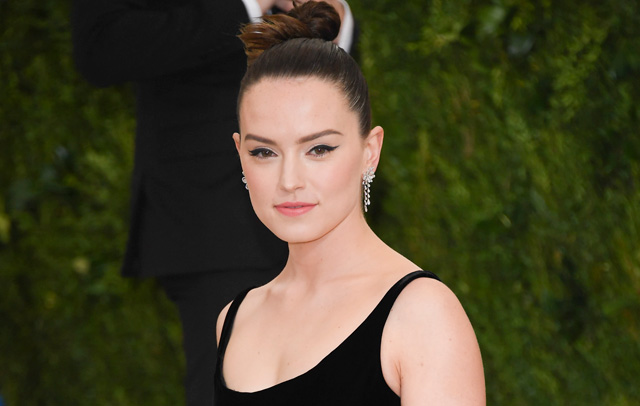 Daisy Ridley May Film Daddio Before Starting Episode IX in June 2018