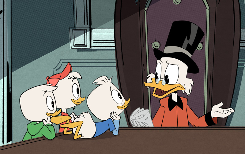 DuckTales is Disney XD's #1 Animated Series in Over Two Years