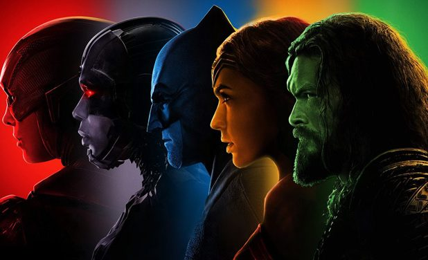 Unite with an International Justice League Promo