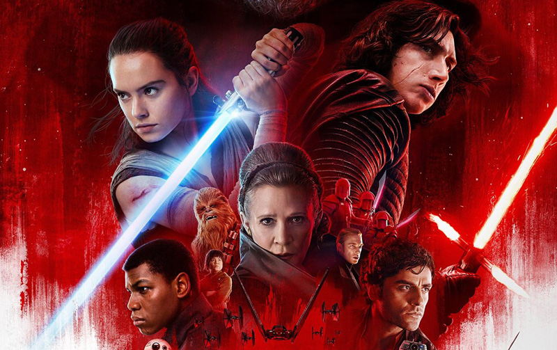 The New Star Wars: The Last Jedi Trailer!