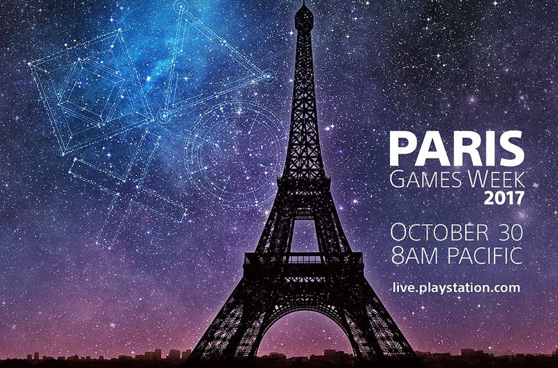 PlayStation Media Showcase Live Stream from Paris Games Week