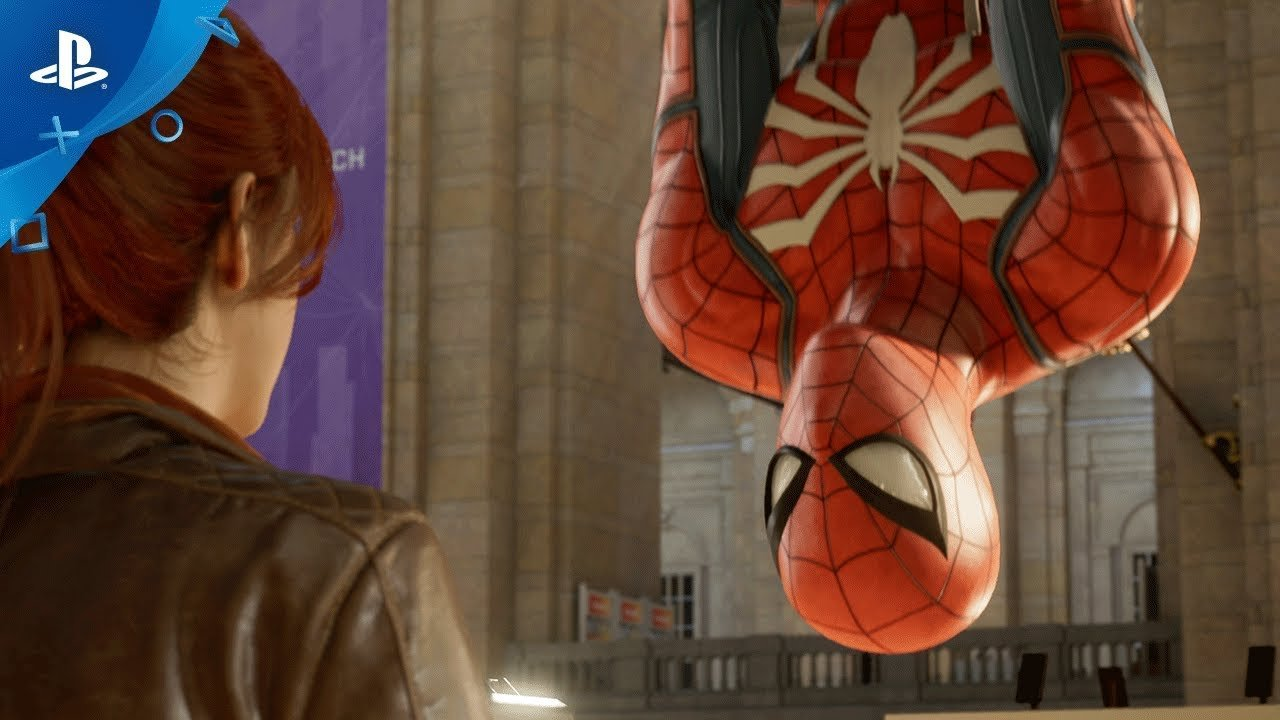 New Teaser Trailer for PS4 Exclusive Spider-Man Game