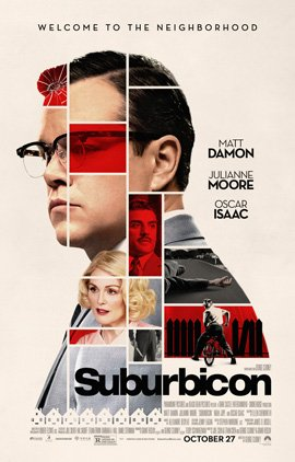 Suburbicon Review at ComingSoon.net