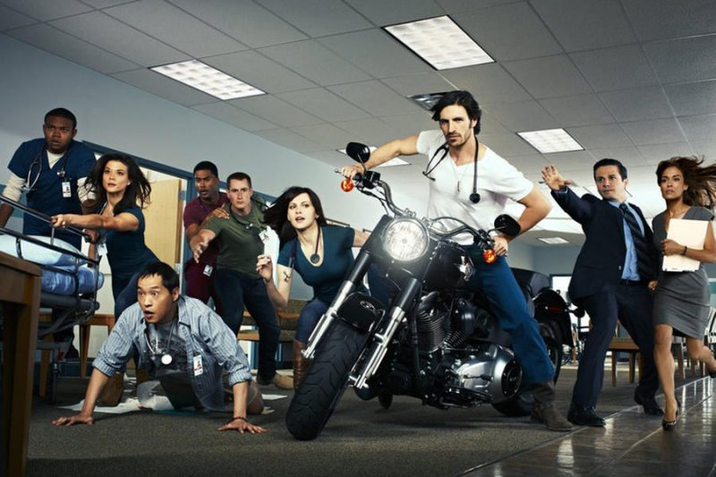 NBC has canceled The Night Shift after four seasons