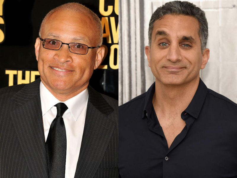 Middle Eastern Superhero Comedy at ABC from Larry Wilmore, Bassem Youssef