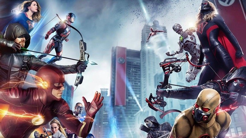 Crisis on Earth-X Poster Teases the Epic Crossover Event