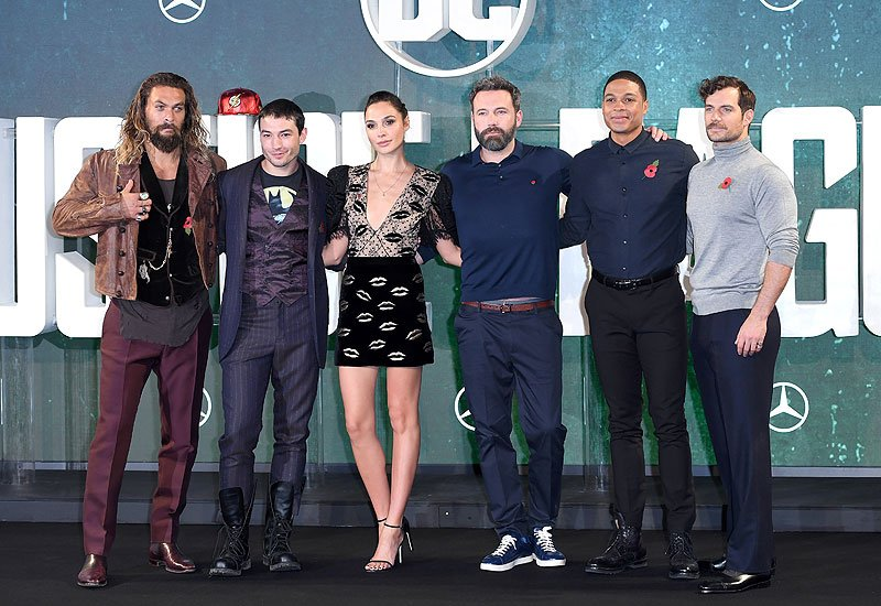 Watch the Justice League Red Carpet World Premiere Live Stream