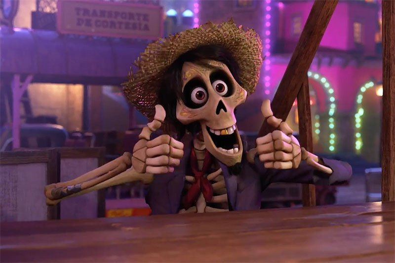 The Final Coco Trailer Takes You to the Land of the Dead