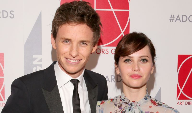 Eddie Redmayne, Felicity Jones in talks for The Aeronauts