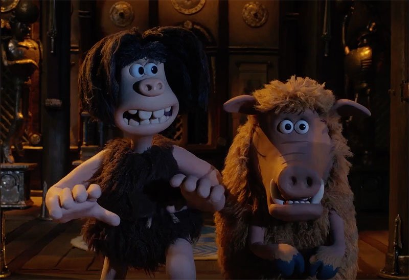 Aardman's Early Man Trailer Makes the Pre-Historic Hysterical