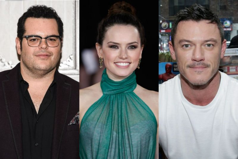 Netflix acquires Josh Gad's Super-Normal with Daisy Ridley and Luke Evans in talks