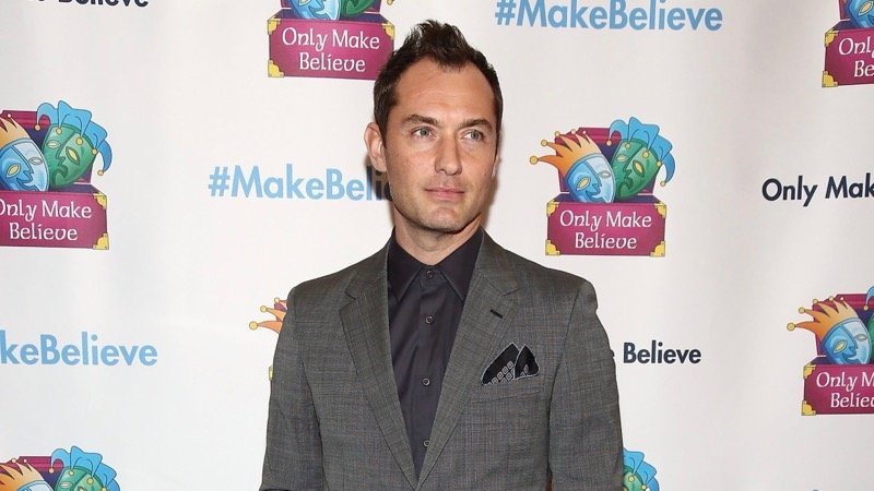 Is Jude Law set to star in 'Captain Marvel' alongside Brie Larson?