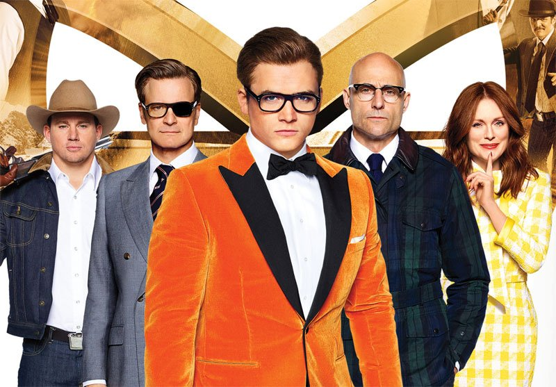 Kingsman: The Golden Circle Blu-ray Details are Here
