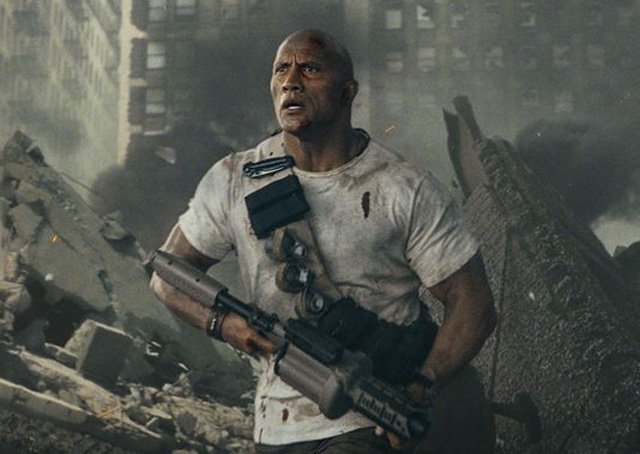 First Rampage Photos, Trailer Arrives Thursday