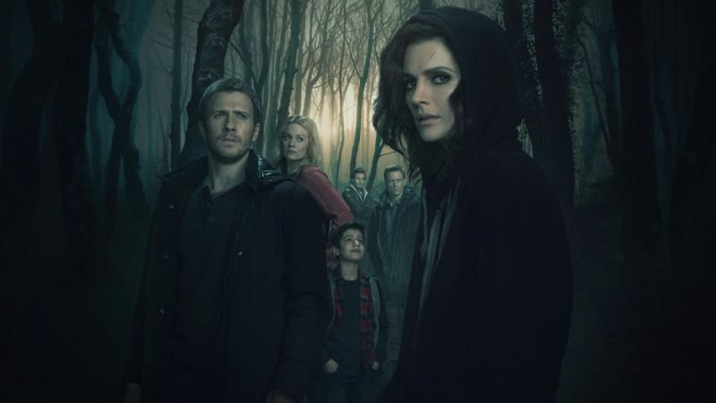 Stana Katic Returns to TV in Chilling Drama Series, 'Absentia'