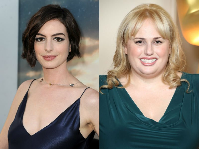 Untitled Anne Hathaway and Rebel Wilson comedy set for 2018 by MGM