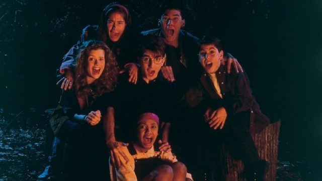 Gary Dauberman Exits from Paramount's Are You Afraid of the Dark?id of the Dark?