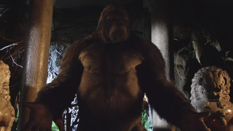 The Legends Go Up Against Gorilla Grodd in New Episode Promo