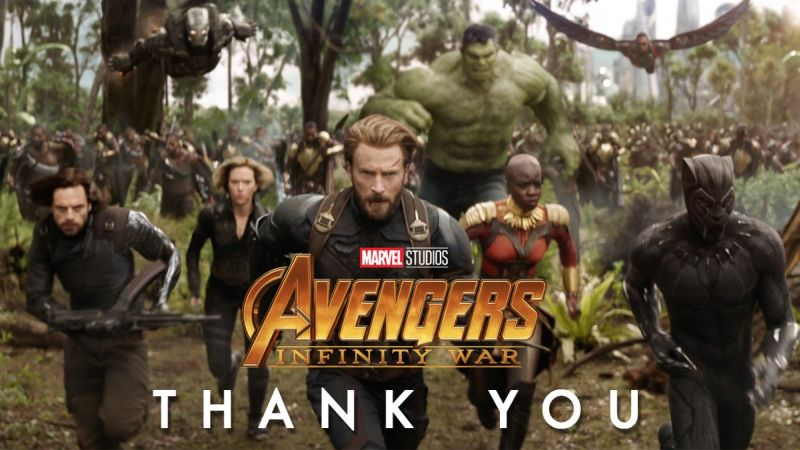 Avengers: Infinity War Now the Most Watched Trailer of All Time