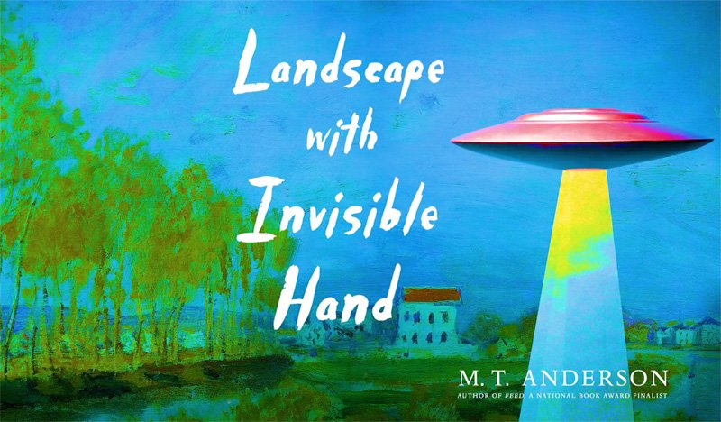 Plan B to Adapt M.T. Anderson's Landscape with Invisible Hand