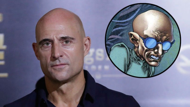 Mark Strong in Talks for Shazam Villain Role