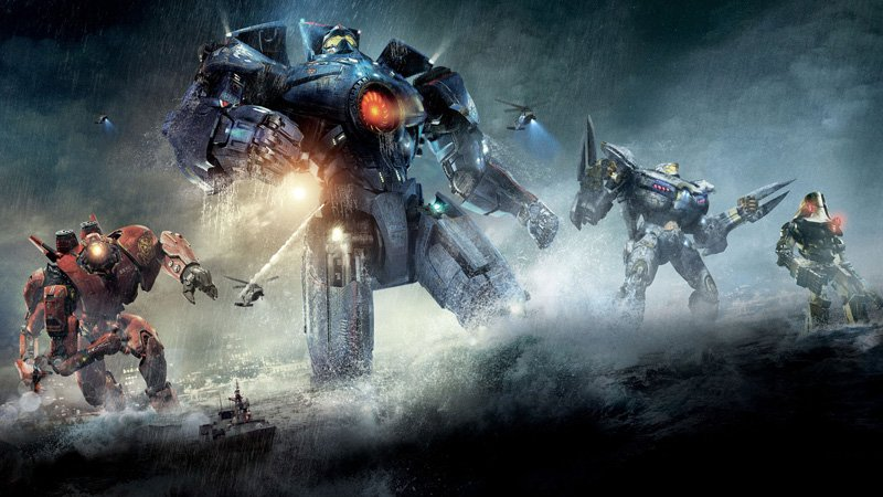 Guillermo del Toro Movies - Pacific Rim