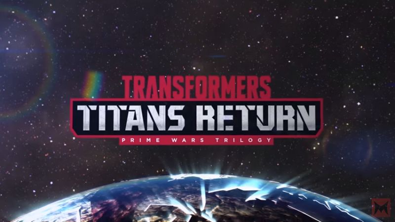 Transformers: Titans Return Trailer Debuts