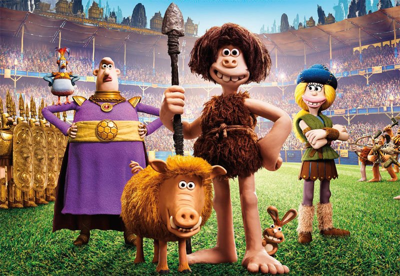 New Early Man Poster and Trailer Released
