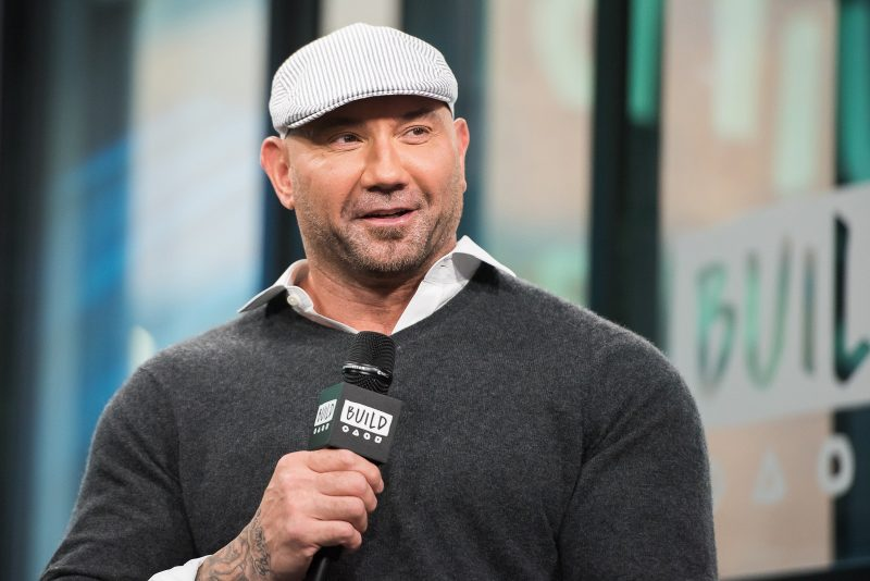 Dave Bautista to star in Stuber for 20th Century Fox