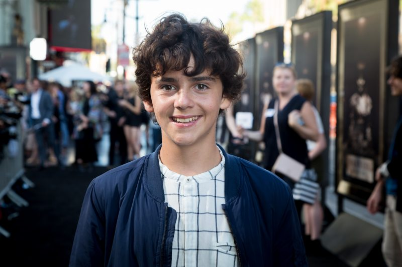 Dylan Grazer who starred in the horror film IT has joined the Shazam! movie