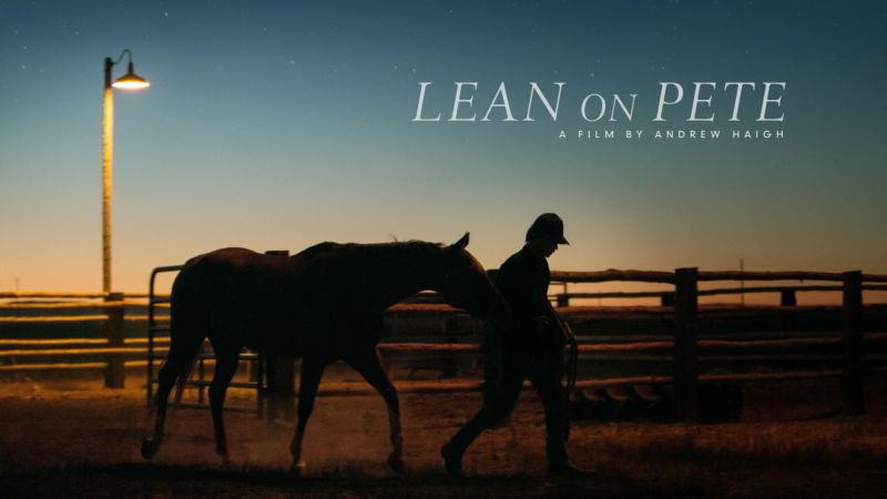 Lean on Pete Trailer Brings Willy Vlautin's Novel to Life