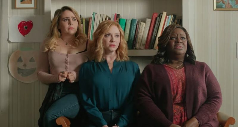 Watch the new trailer for the NBC comedy Good Girls starring Christina Hendricks, Mae Whitman and Retta