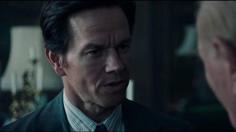 Check out the new featurette for All the Money in the World, with Mark Wahlberg