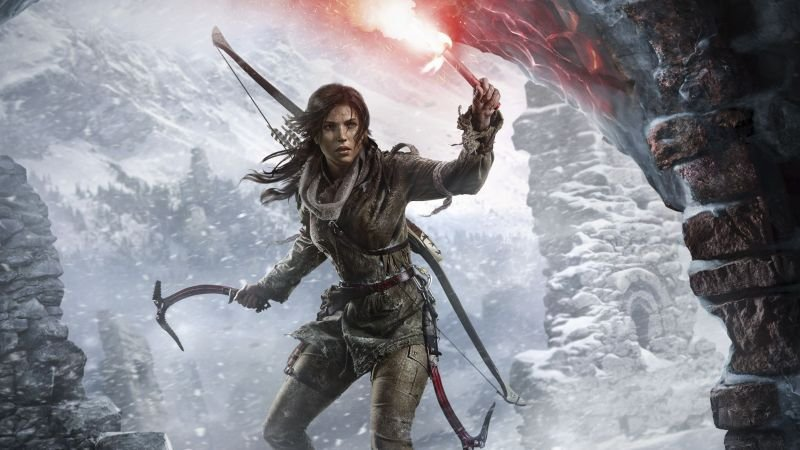 Square Enix Teases New 'Tomb Raider' Game