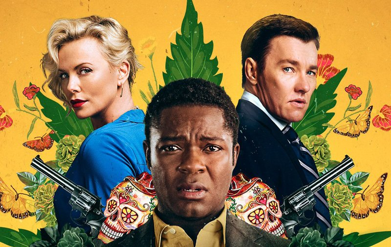 Charlize Theron, Joel Edgerton Engage in Some Shady Business in 'Gringo' Trailer
