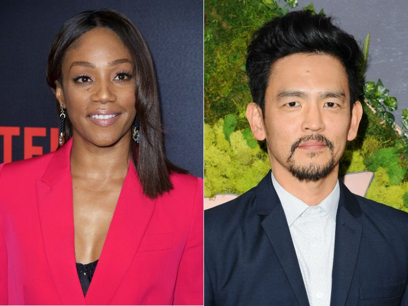 Tiffany Haddish John Cho And More Have Joined Ike Barinholtz In The Oath