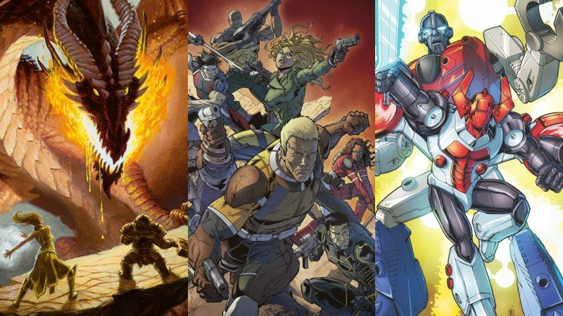 Action MICRONAUTS and DUNGEONS & DRAGONS Movies Get Release Dates