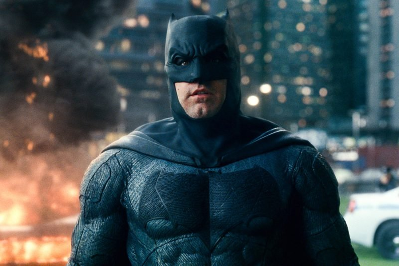 Ben Affleck talks about Batman and whether or not he'll play the role again